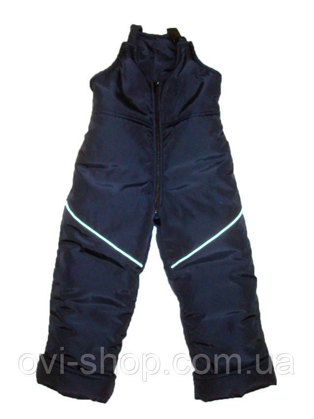 зимние детские штаны