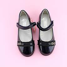 Туфли синие с ремешком на девочку тм Том.М размер 29,31,33, фото 3