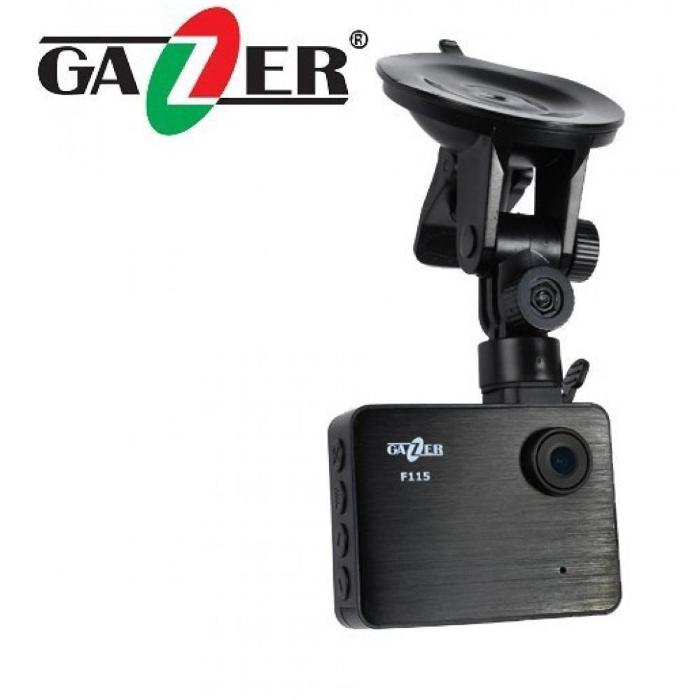 Видеорегистратор Gazer F115
