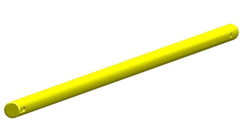 Вал СЗ L=1750 мм