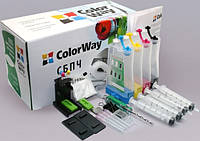 СНПЧ ColorWay для Canon MG-2140/3140/4140 v.2