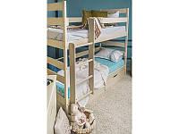 Кровать двухъярусная Ясна 80х190 без ящиков, фото 1