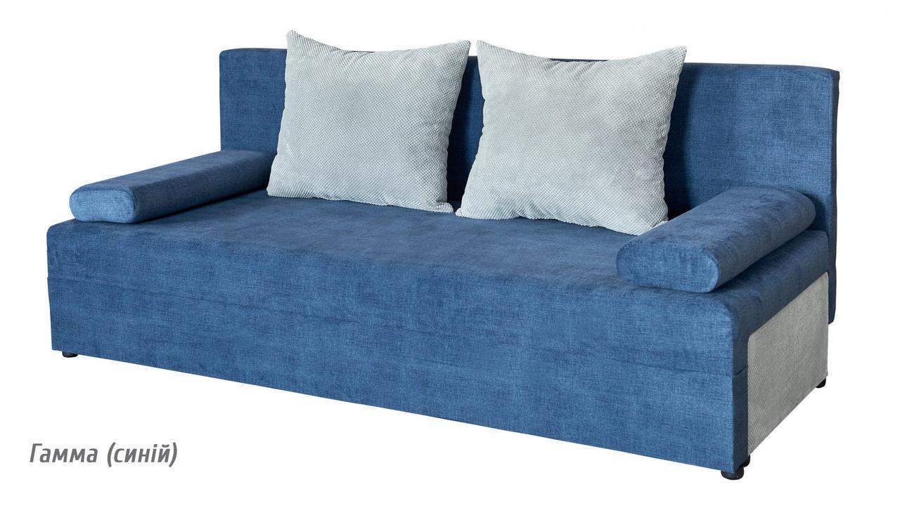 Диван раскладной Веста 1 (2 комбинации цветов) Мебель-сервис