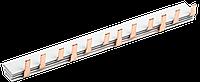 Шина соединительная типа PIN (12 штырей) 3Р 63А 22 см ИЭК
