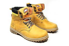 Зимние ботинки (на меху) женские Switzerlend 13029 (реплика)