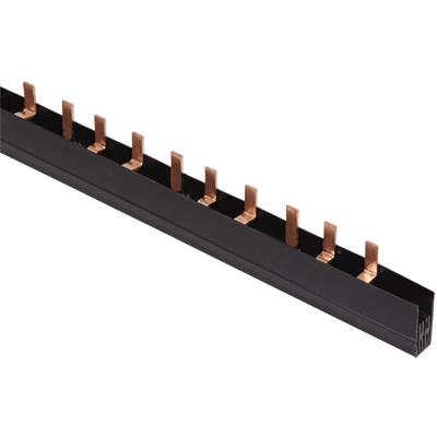 Шина соединительная PIN 4Р 100А шаг 27 мм (дл. 1м) ИЭК