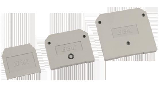 Заглушка для ЗНИ-35мм2 (JXB125A) серый ИЭК