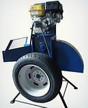 Измельчитель веток под бензиновый двигатель, фото 2