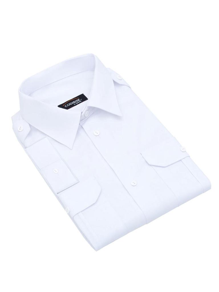 """Рубашка форменная с длинным рукавом на поясе """"Standart"""" CODIRISE™"""
