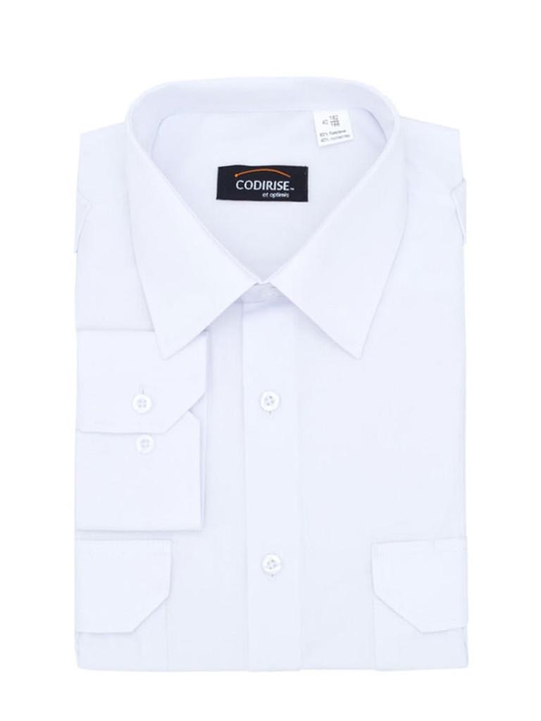 """Рубашка форменная с длинным рукавом """"LUX"""" CODIRISE™"""