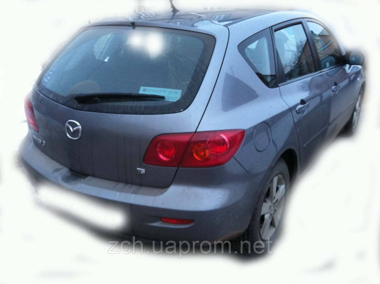 Педаль тормозов Mazda 3 Хэтчбек