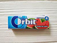 Жевательная резинка Orbit 14гр сочный арбуз