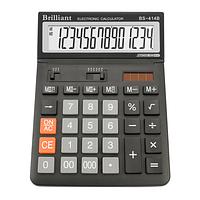 Калькулятор настольный Brilliant BS-414В 14 разрядов