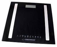 Весы напольные смарт Esperanza EBS016K B.Fit 8 в 1