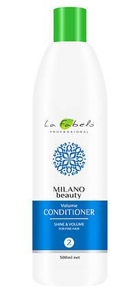 Кондиционер для объема тонких волос La Fabelo MB Volume 500мл, фото 2