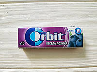 Жевательная резинка Orbit 14гр Веселая голубика