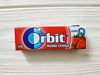 Жевательная резинка Orbit 14гр Лесная земляника