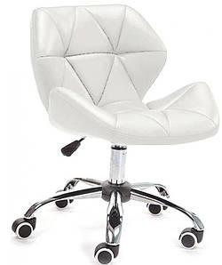 Кресло Стар Нью, мягкое, хром, цвет белый