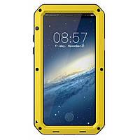 Чехол iG Lunatik Taktik Extreme для iPhone X Yellow IGLTEXY2, КОД: 333298
