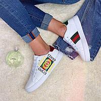 Кроссовки женские Gucci  00010 ⏩ [ 36.37.38.40 ]