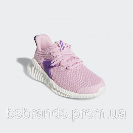 Детские кроссовки adidas ALPHABOUNCE INSTINCT EL C (АРТИКУЛ:F33975), фото 2