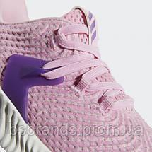 Детские кроссовки adidas ALPHABOUNCE INSTINCT EL C (АРТИКУЛ:F33975), фото 3