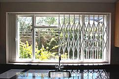 Раздвижная решетка на окна