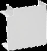 Поворот на 90 гр. КМП 40x25 (4 шт./комп.)