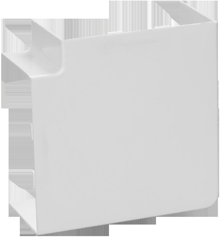 Поворот на 90 гр. КМП 100x40 (2 шт./комп.)