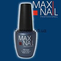 Топ каучуковый без липкого слоя MaxiNail Top Hard no wipe 12 ml