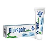 Паста зубная детская Джуниор от 7 до 14 лет BioRepair, 75 мл