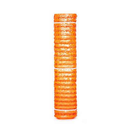 Сітка пластикова Аварійна огороджувальна А-80, 80*35/1*50 (помаранчевий колір)