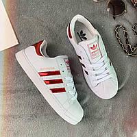 Кроссовки женские Adidas Superstar 0003 ⏩ [ 36.38.39.40 ], фото 1