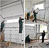 Ворота Алютех промышленные секционные 3000х3000, фото 10