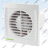 Недорогой вытяжной вентилятор Домовент 100 С1, фото 3