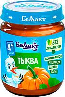 Овощное пюре Беллакт из Тыквы 100 г, 0027