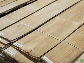 Шпон Черешни - 0,6 мм длина от 0,50 - 0,75 м / ширина от 9 см (I сорт)