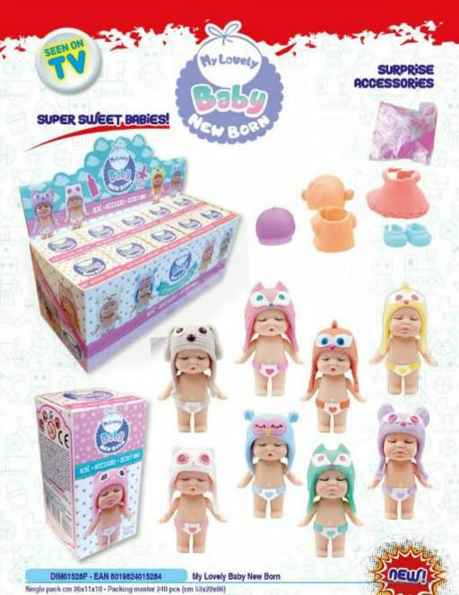 Маленькие куклы Пупсики Baby Born