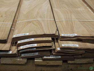 Шпон Черешни - 0,6 мм длина от 2,10 - 3,80 м / ширина от 10 см (I сорт)