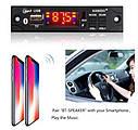 Автомобильный Аудио MP3-плеер FM, Bluetooth, AUX, USB, SD модуль питание от 5В до 12В с Пультом, фото 8