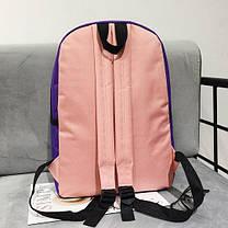 Популярные цветные тканевый рюкзаки для школы, фото 2