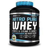 Протеин BioTech Nitro Pure Whey (2,27 кг)