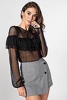 Блуза-сетка 21166, фото 1