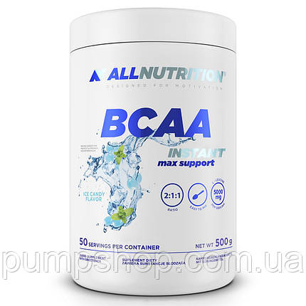 Бцаа инстант AllNutrition BCAA Instant max support 500 г, фото 2