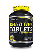 Креатин BioTech Creatine Tablets (200 таб)