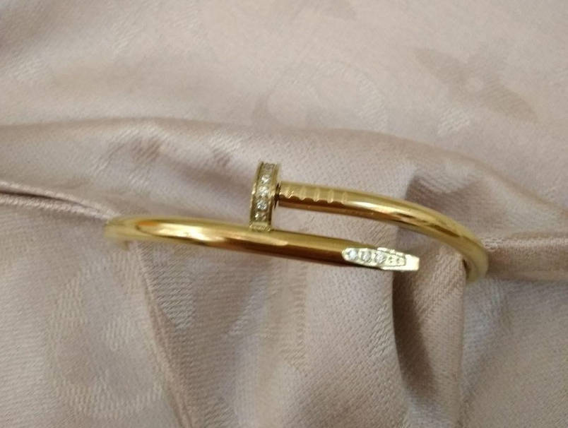Браслет Cartier, гвоздь, фото 2