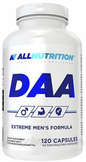 Д-аспаргиновая кислота AllNutrition DAA 120 капс.