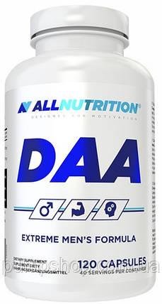 Д-аспаргиновая кислота AllNutrition DAA 120 капс., фото 2