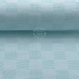 Ткань вафельная Pike голубого цвета (№2388), фото 5