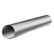 Труба термостойкая Вентс Термовент Н 125/1.3 Ц из оцинкованной стали